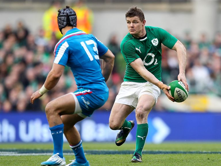 Brian O'Driscoll: Will retire in the summer