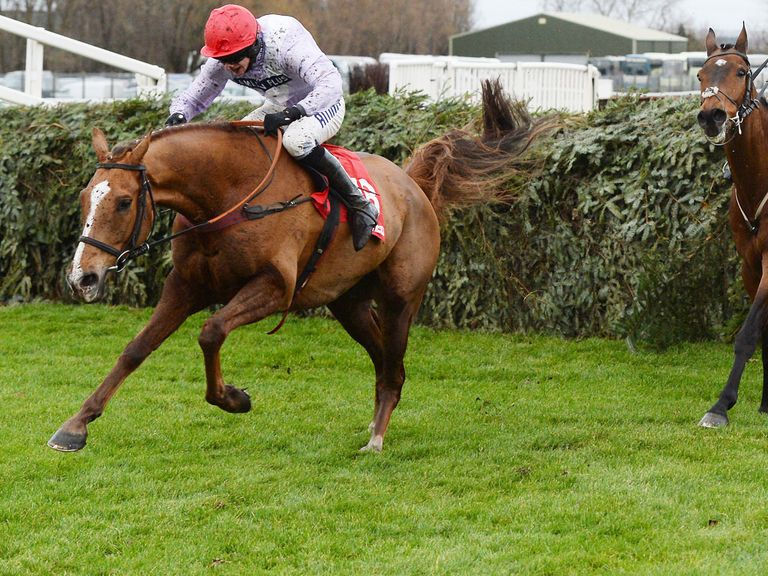 Chance Du Roy: Can win the National