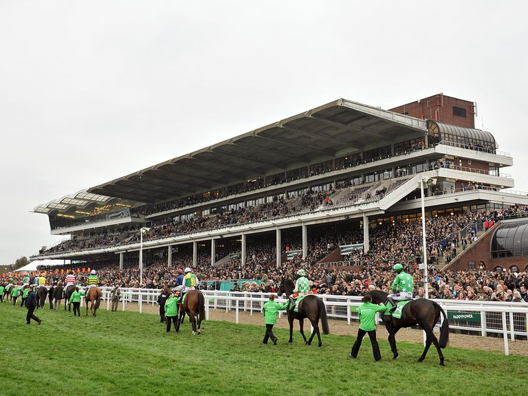 The Cheltenham Festival gets under way on Tuesday