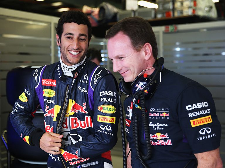 Christian Horner: Expresses his concerns