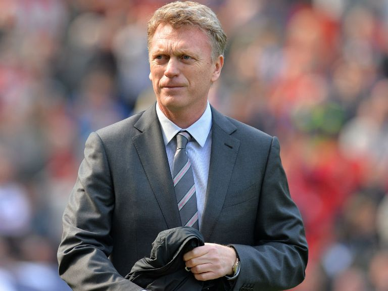 David Moyes: Looking ahead to the Champions League