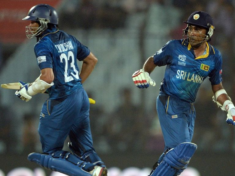 Jayawardene: Was given not out