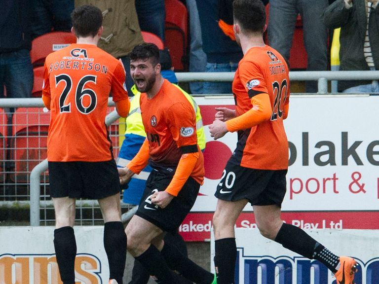 Dundee United are backed to see off Rangers