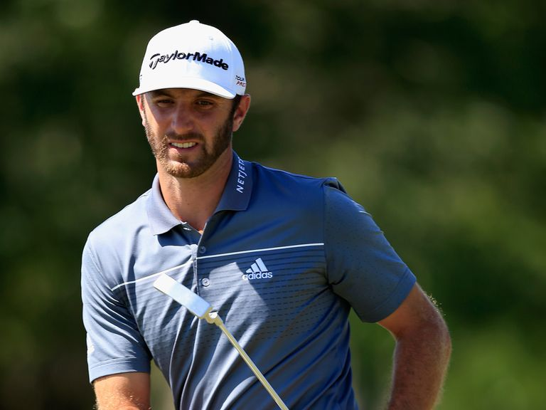 Dustin Johnson: Could he be America's next major champion?