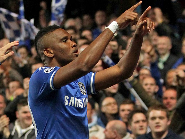 Samuel Eto'o: Could be making a move to West Ham