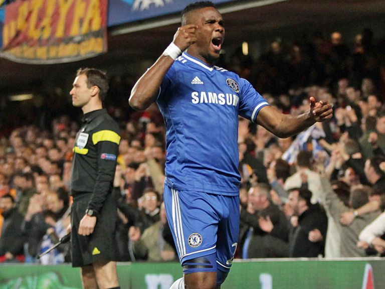 Samuel Eto'o: On the way out of Chelsea
