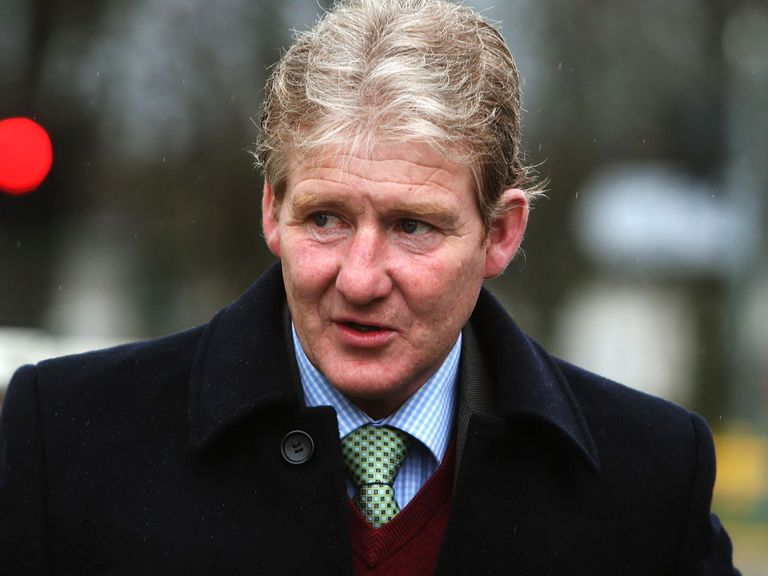 Philip Fenton: Had 'steroids in stables'