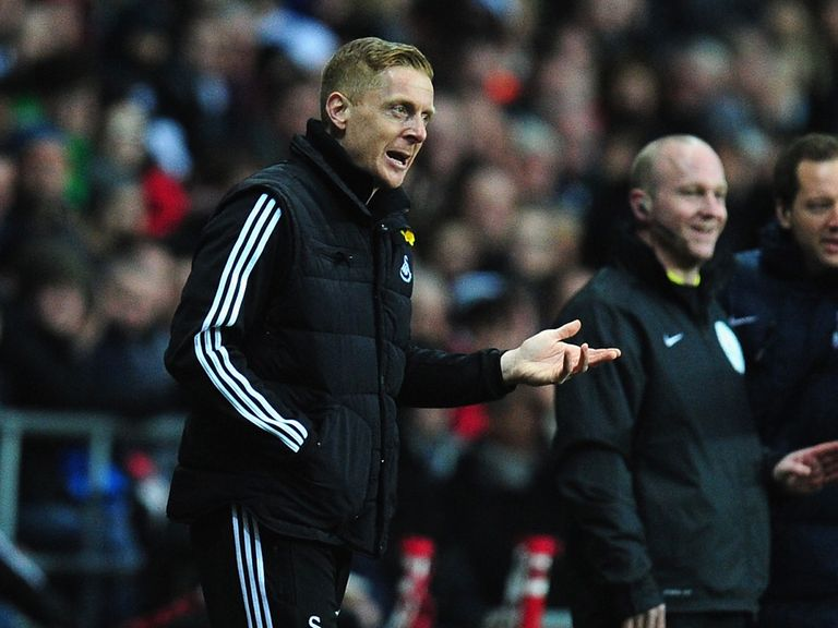 Garry Monk: Not thinking about next season