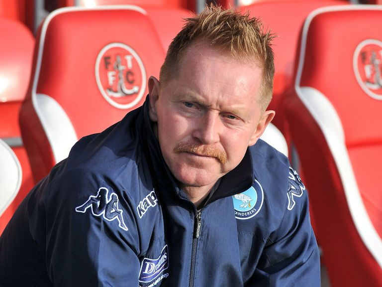Gary Waddock: New manager of Oxford