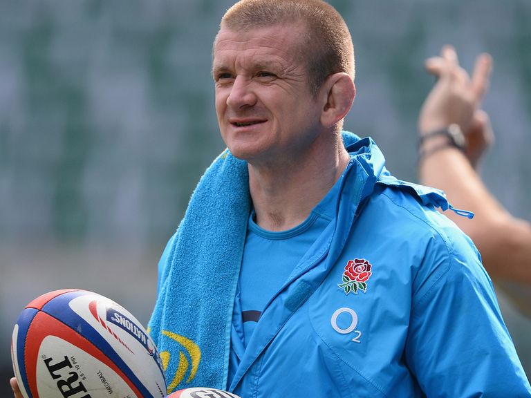 Graham Rowntree: Forwards coach