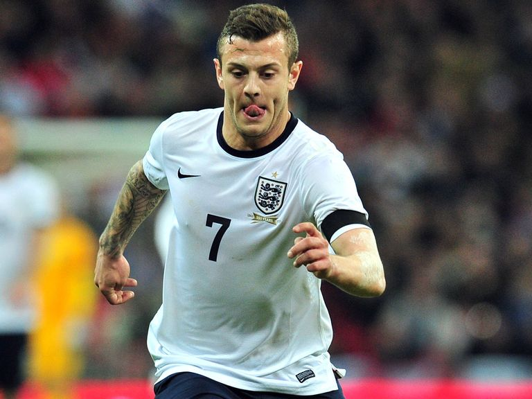Wilshere: Expected to be ready for the World Cup