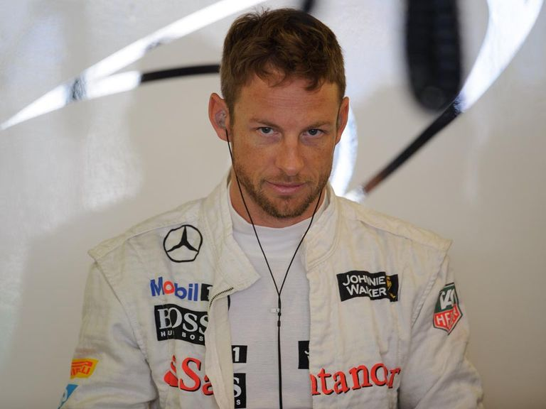 Jenson Button: Had an emotional weekend in Melbourne
