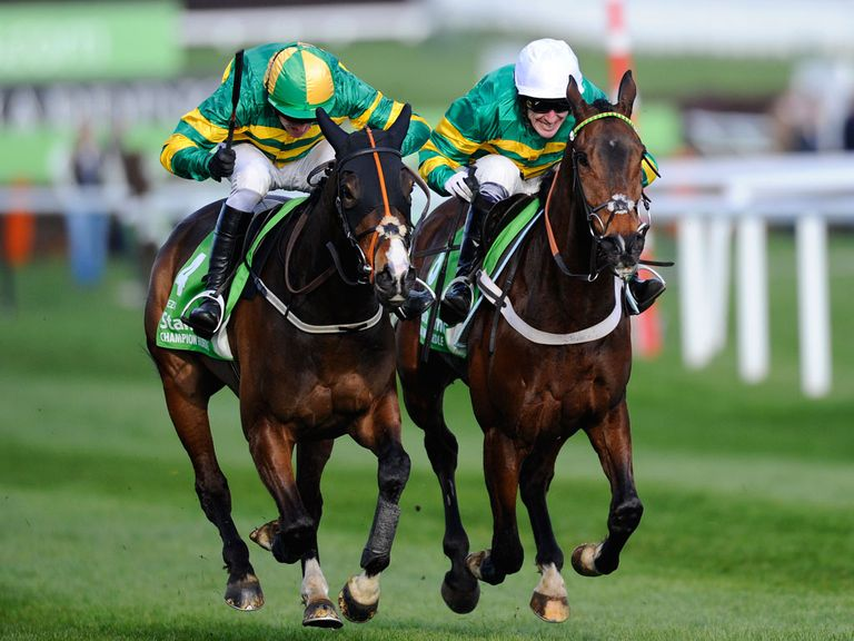 Jezki edges out My Tent Or Yours in the Champion Hurdle