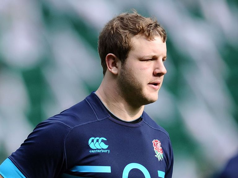 Joe Launchbury: Now starts for England