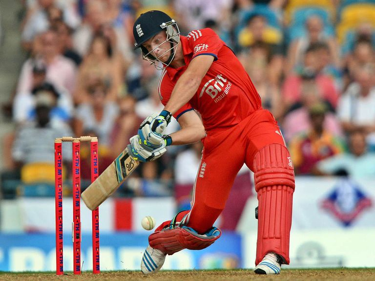 Jos Buttler: Hit a career-best 67 in Barbados
