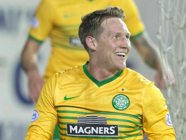 Kris Commons: Happy at Celtic