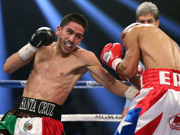 Leo Santa Cruz: Willing to take on Belfast's Carl Frampton