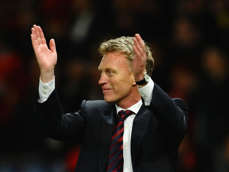 David Moyes: Has substantial funds to spend this summer