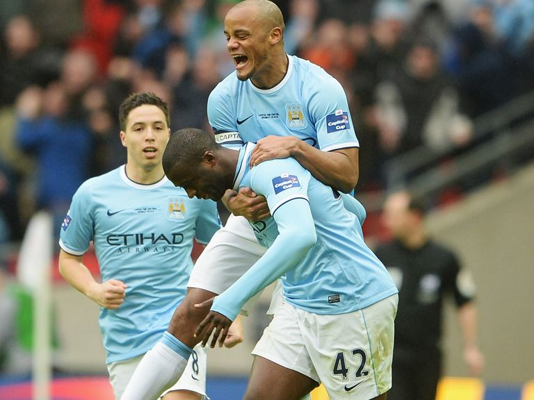 Manchester City: Hope to celebrate victory over Wigan