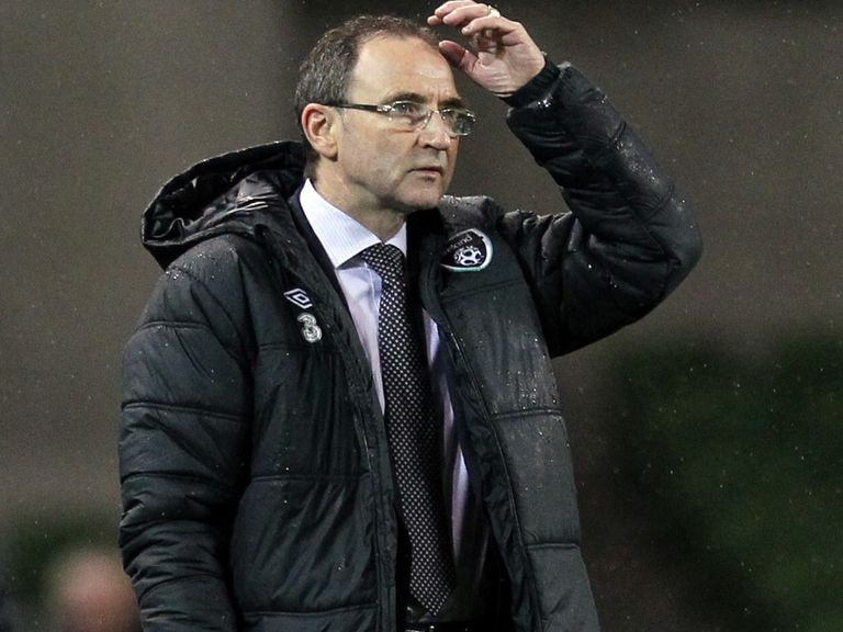 Martin O'Neill: Looking forward to friendly matches