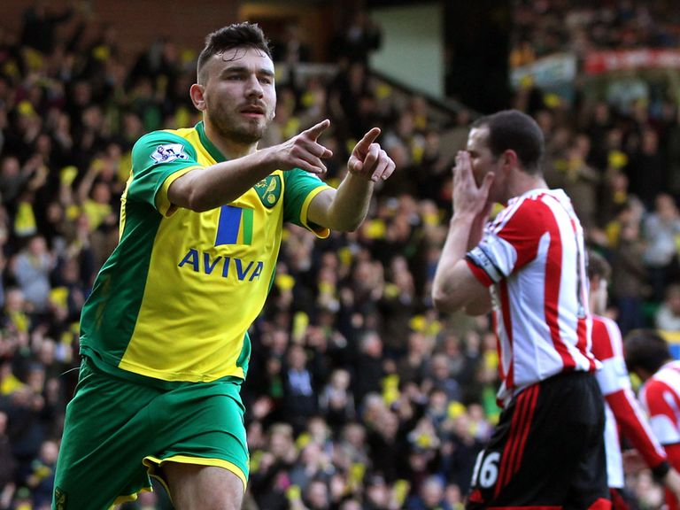 Robert Snodgrass: Will come out all guns blazing