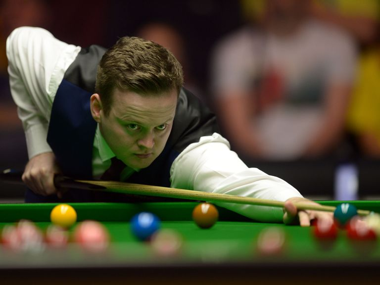 Shaun Murphy: Beat Mark Selby 9-6 in Sunday's final