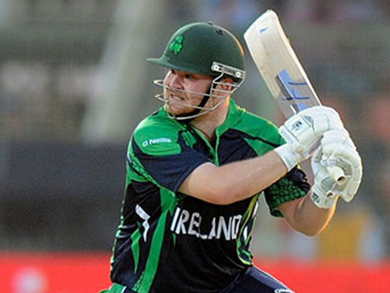Paul Stirling: Key to Ireland's hopes