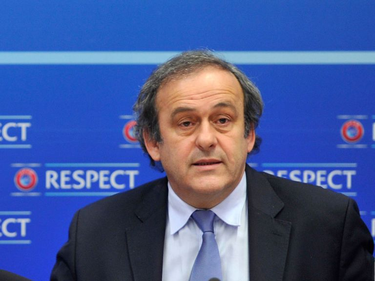 Platini: Will not be excluding clubs from the European competitions