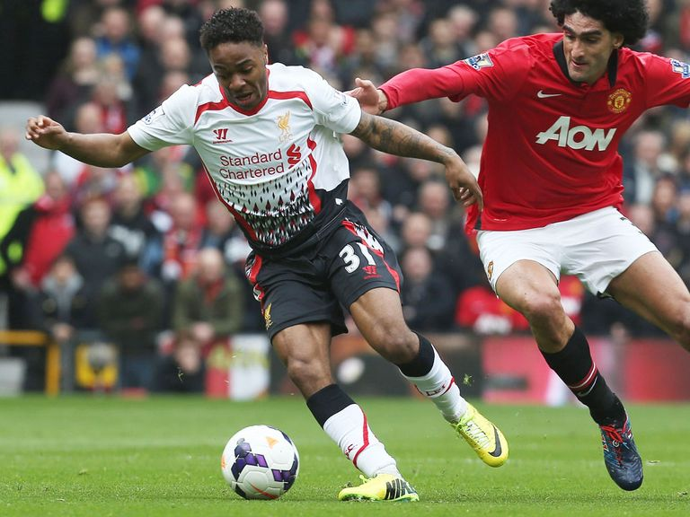 Raheem Sterling: Has impressed for Liverpool this season