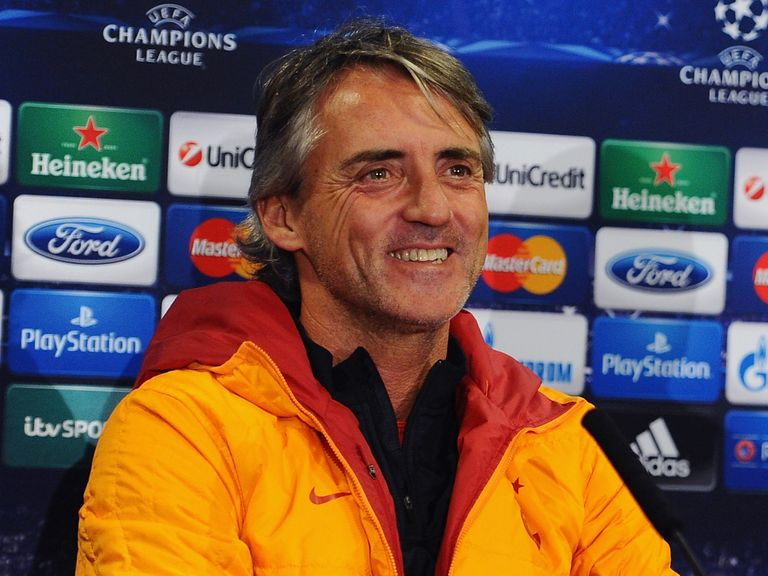 Roberto Mancini: Reported candidate to replace Cesare Prandelli