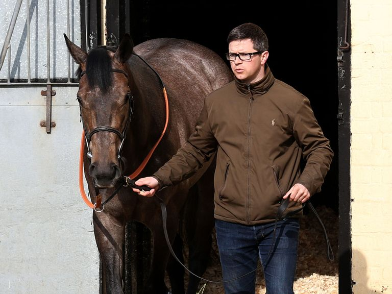 Roger Varian: Can win with Horsted Keynes