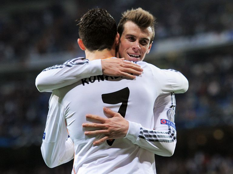 Gareth Bale and Cristiano Ronaldo are expected to be ready to face Atletico