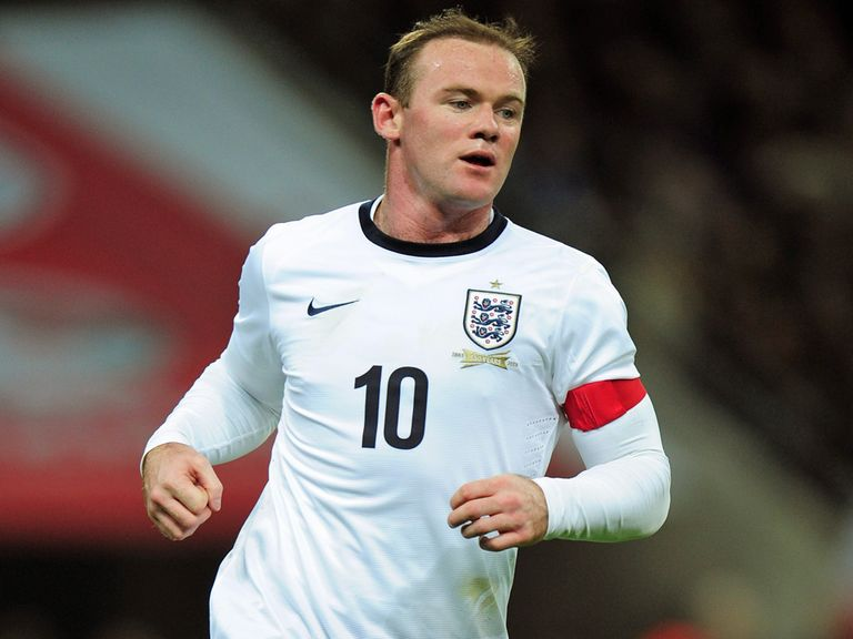 Wayne Rooney: Backed to impress at the World Cup