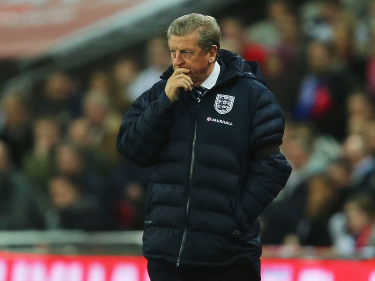 Roy Hodgson: Has changed players plans