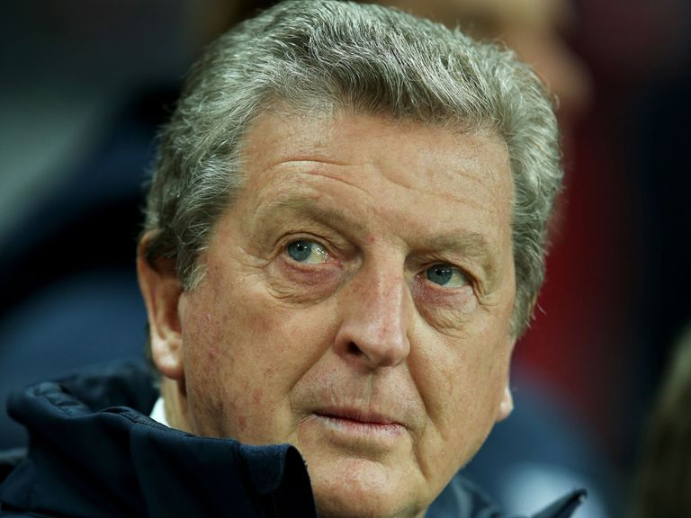 Roy Hodgson: Open to staying on past 2016