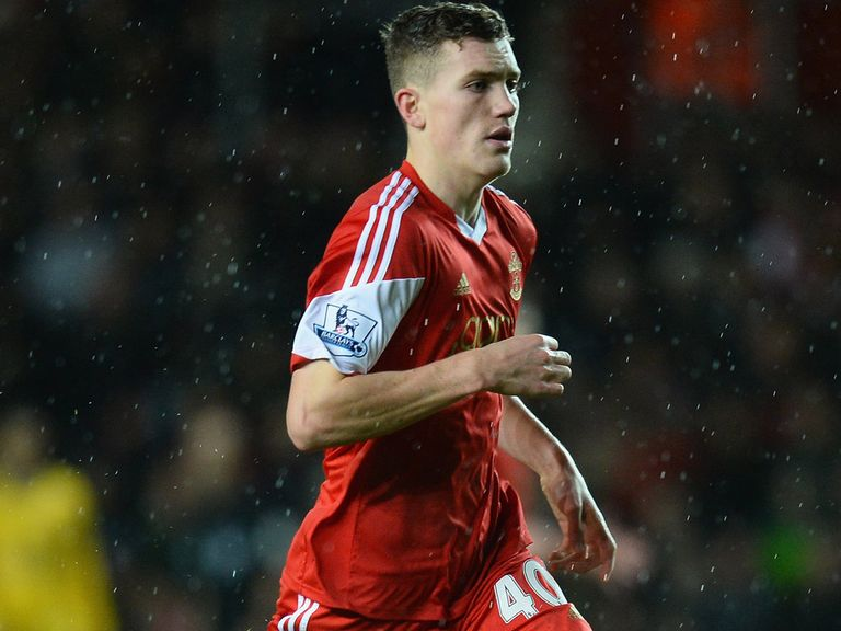 Sam Gallagher: Staying at Southampton