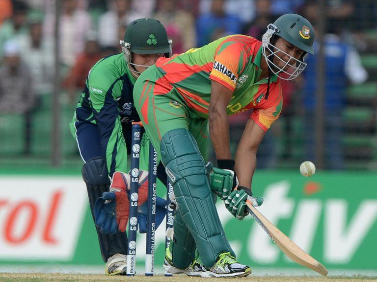 Shakib Al Hasan: Scored 58 runs and took two wickets
