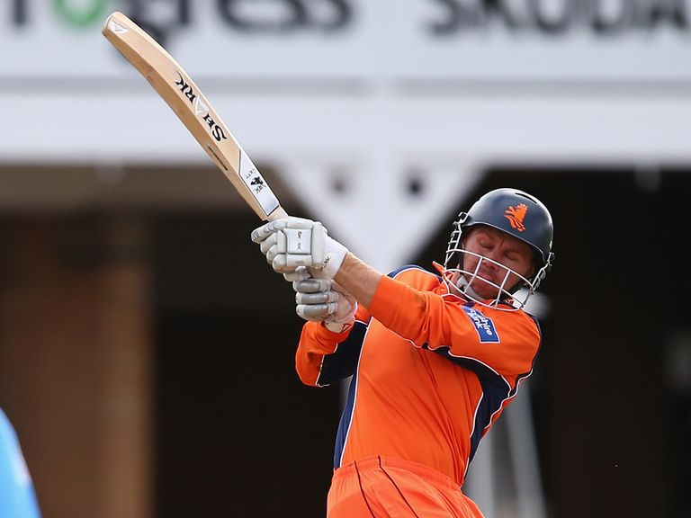 Stephan Myburgh: Helped the Netherlands to victory