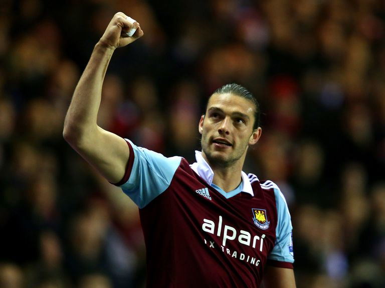 Andy Carroll: Has scored in his last two away games