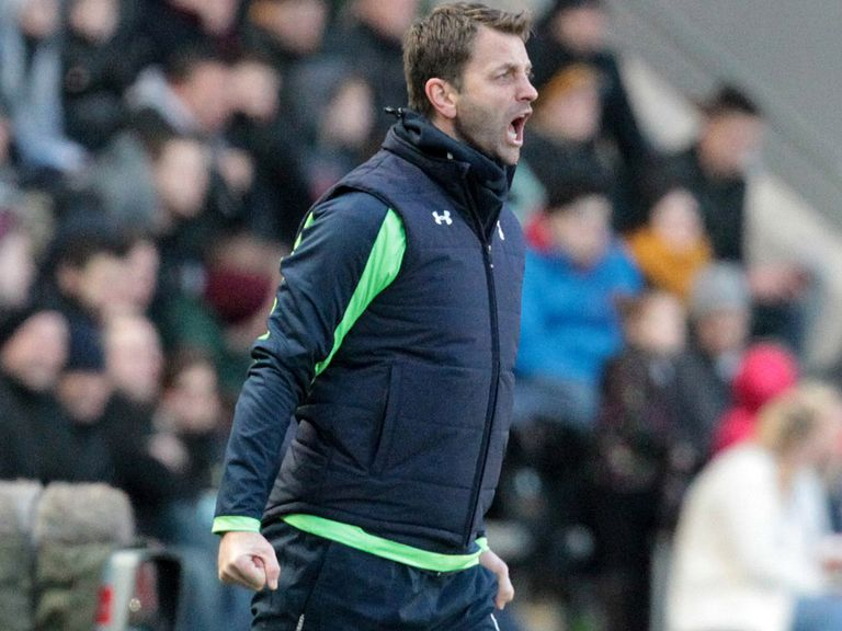 Sherwood: A manager not a babysitter