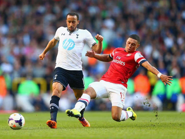 Andros Townsend: In positive mood ahead of season