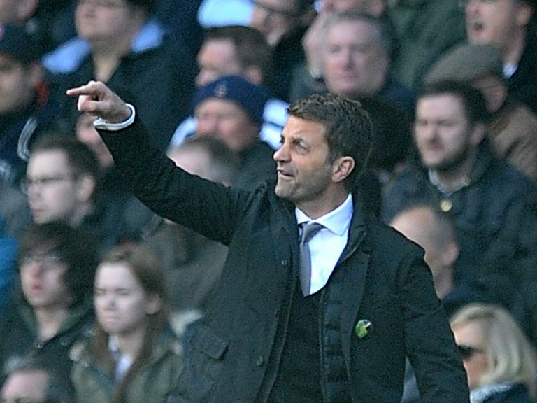 Tim Sherwood: Remains realistic as Tottenham boss