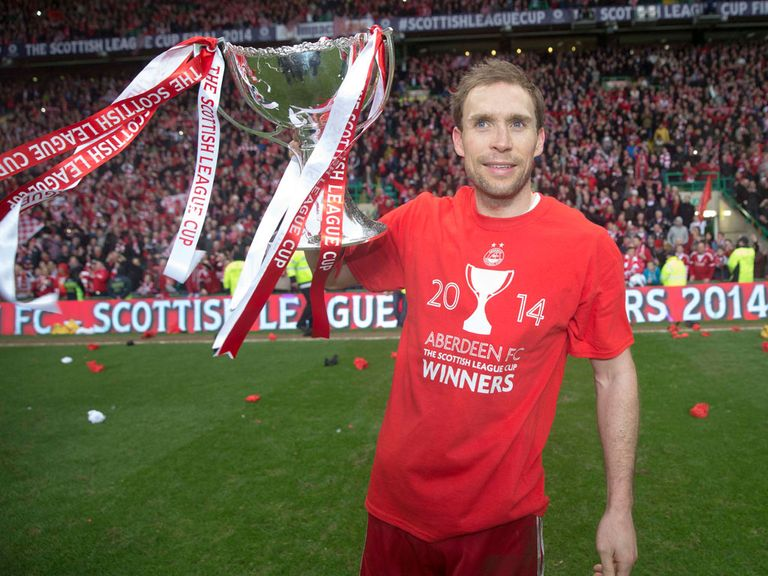 Russell Anderson: Now a successful Aberdeen skipper