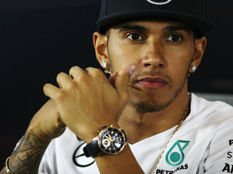 Lewis Hamilton: Was on pole in Australia but failed to finish the race