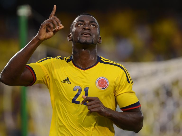 Jackson Martinez: Poised to propel Colombia to success in Brazil