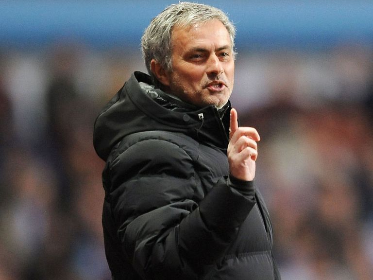 Jose Mourinho: Wants a victory on the road