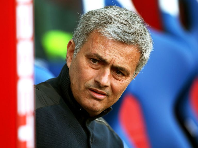 Mourinho: Could come up against his former club