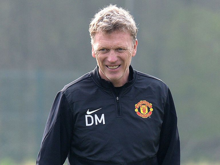 David Moyes: Manchester United manager expects a big performance against Bayern Munich