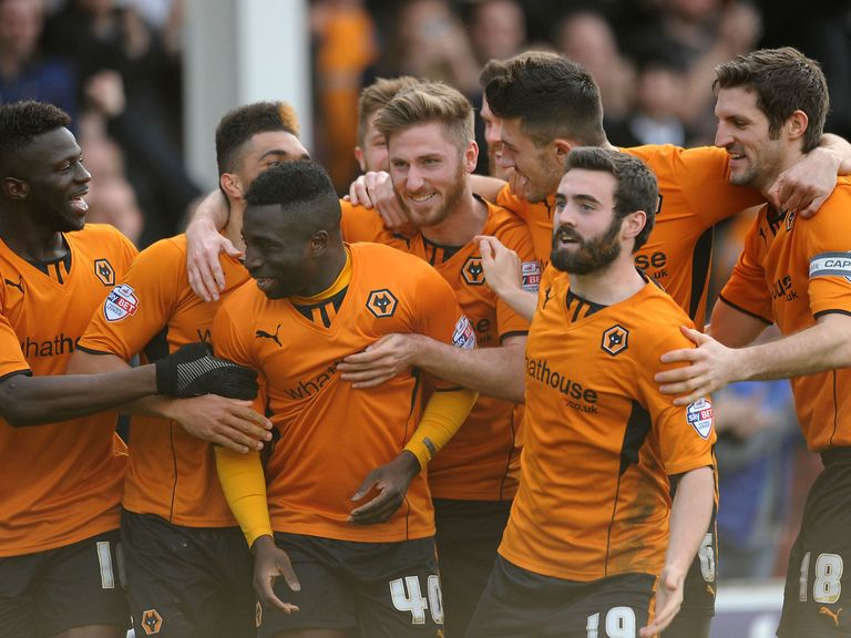 Wolves can celebrate on the opening weekend of the Championship season