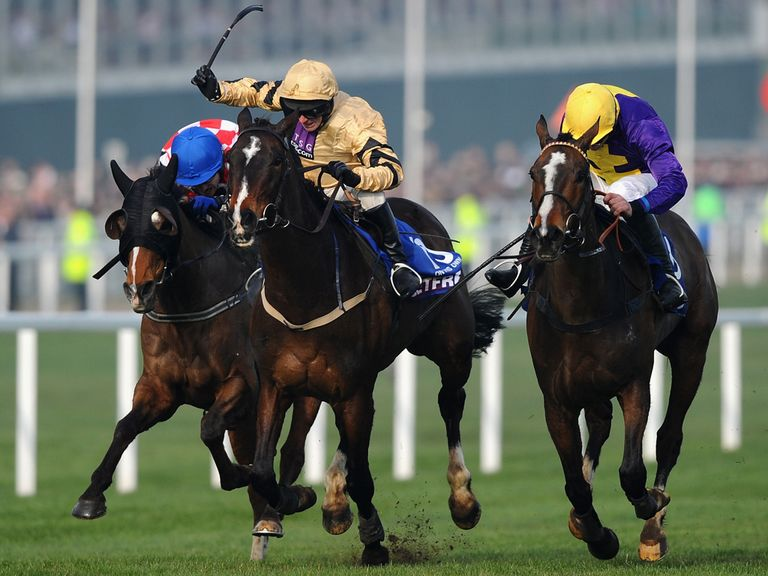 Lord Windermere: Won't run again this season